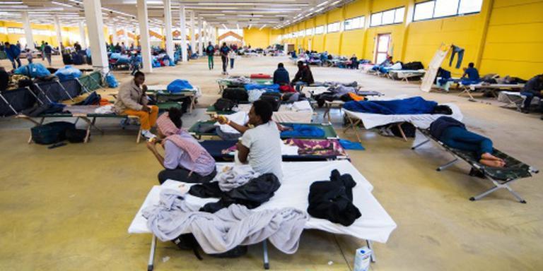 Dode door brand in Duitse migrantenopvang