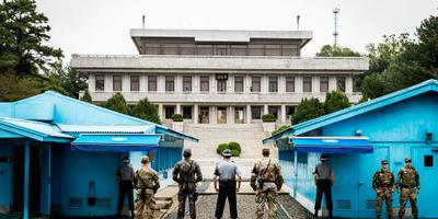 Korea's maken werk van opening grens