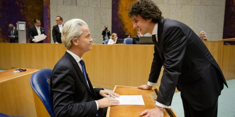 PVV en GroenLinks op hoogste score ooit