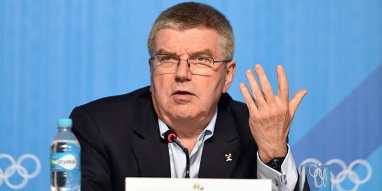 Bach verdedigt besluit over Russen in Rio