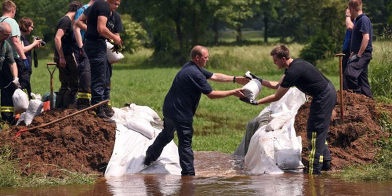 Wateroverlast door Oude IJssel in Duitsland