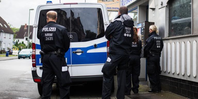 Duitse actie tegen vermoedelijke leden IS