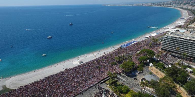 EK wielrennen in Nice gaat niet door