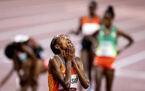 Hassan vierde Nederlandse met atletiekgoud