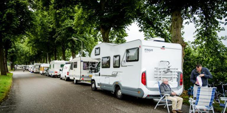 Aantal campers in tien jaar verdubbeld