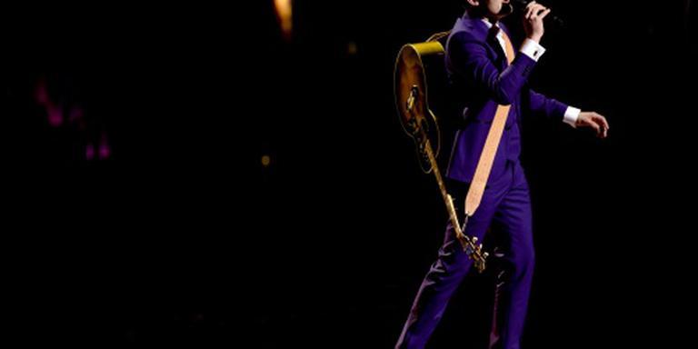 Douwe Bob 11e op Songfestival