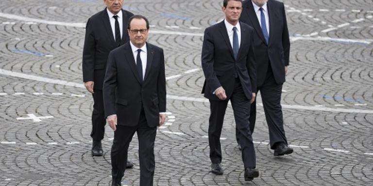 'Frankrijk laat zich niet destabiliseren'