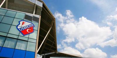 FC Utrecht staat stil bij aanslag in de stad