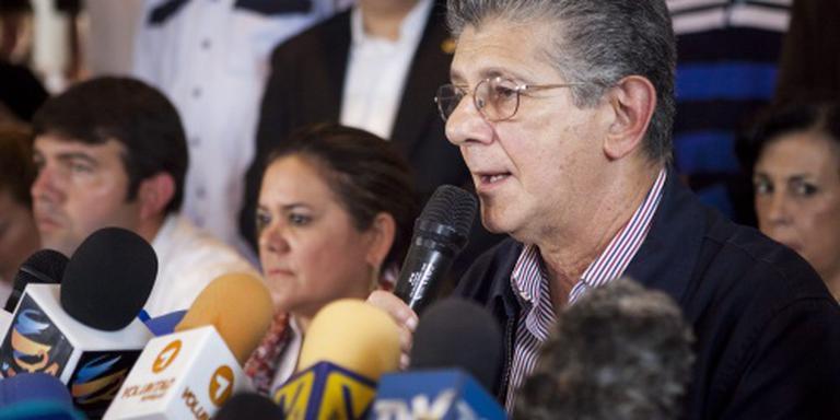 Sociaal-democraat aan hoofd congres Venezuela