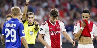 Turpin opnieuw scheidsrechter bij Ajax