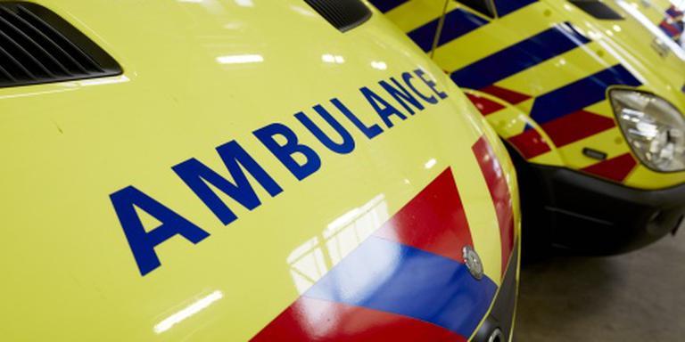 Twee gewonden door ongeval met praalwagen