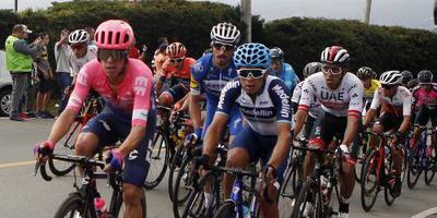 Alaphilippe grijpt macht in Ronde van Colombia