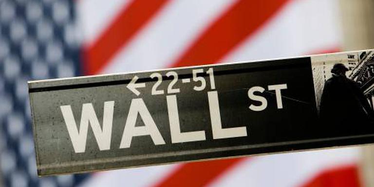 Opmerkelijk herstel bij slot op Wall Street
