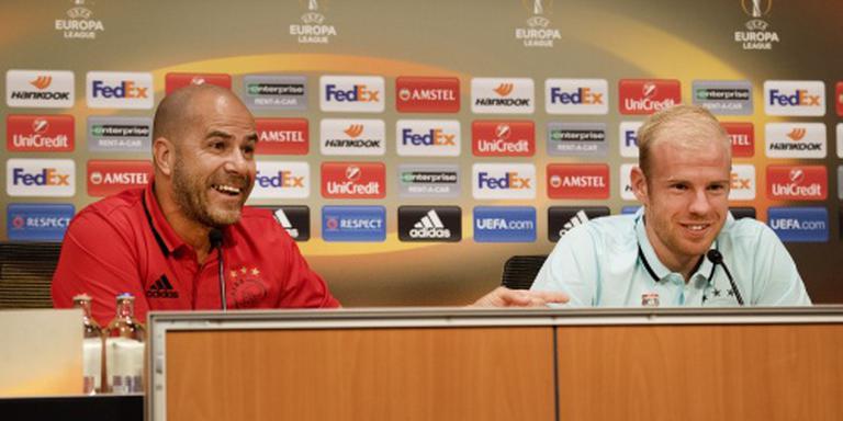 Ajax wil ook in Europa vermaken
