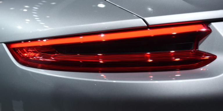 Porsche 911 domineert markt snelle auto's
