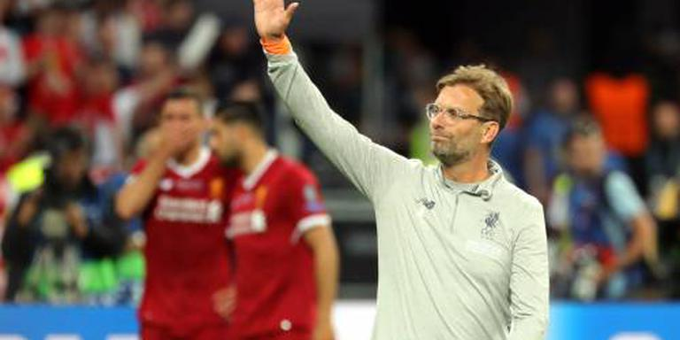 Klopp: Liverpool moet prijzen pakken