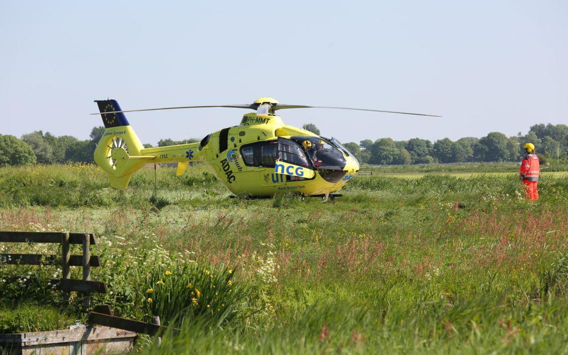Slachtoffer ongeval bij Ferwoude overleden - Leeuwarder Courant