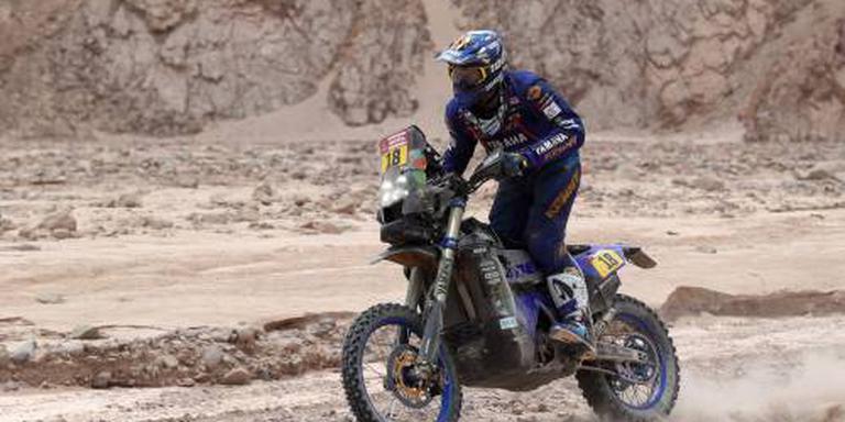 Sunderland krijgt alsnog ritzege Dakar Rally