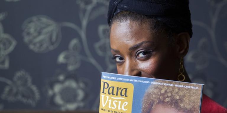 Sylvana Simons trots op 'haar' ParaVisie