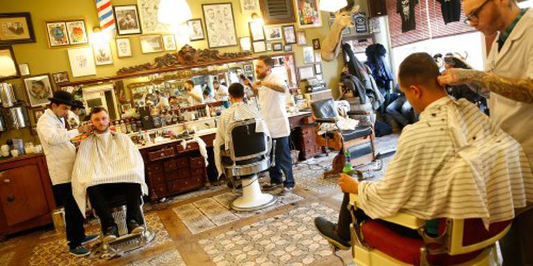 2015 geknipt jaar voor kappers
