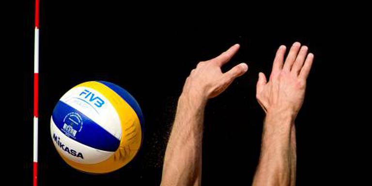 Volleyballer Plak mist WK