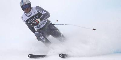 Svindal wint super-G in Val Gardena
