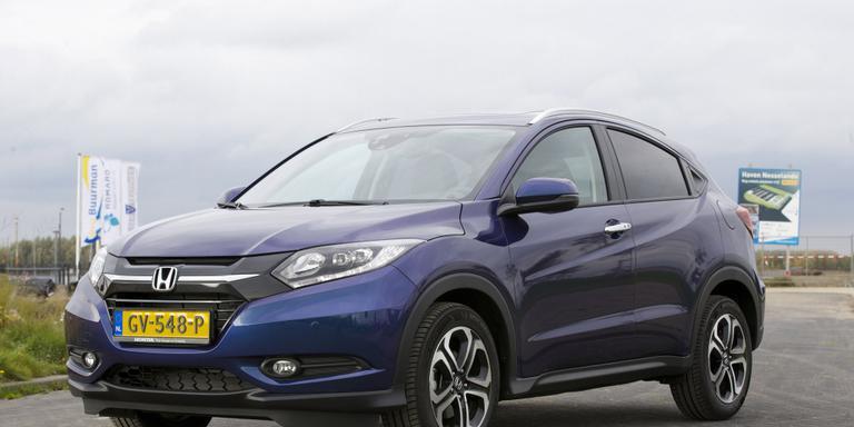 Honda HR-V terug