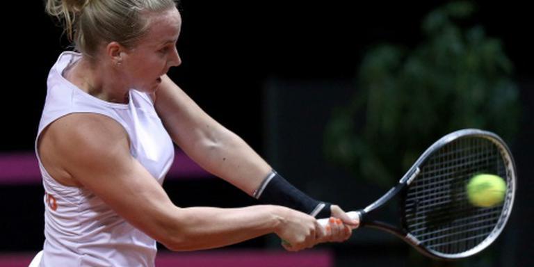 Zes Nederlanders in kwalificaties US Open