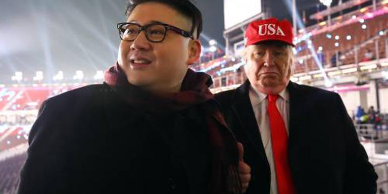 VS en Japan terughoudend over dialoog met Kim