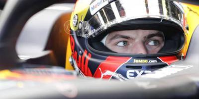 Tweede tijd Verstappen in training Melbourne