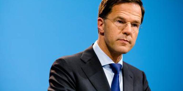 Rutte bepleit sterke EU in onzekere wereld
