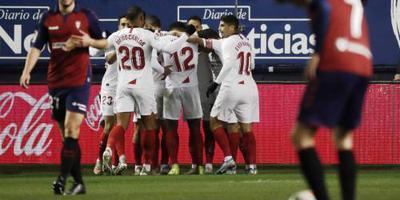 Sevilla speelt zonder De Jong gelijk