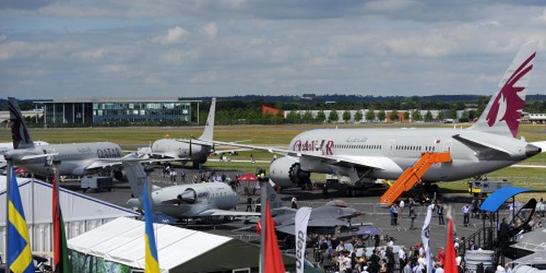 'Markt voor vliegtuigen blijft hard groeien'