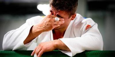 Judoka Van 't End onderuit op WK
