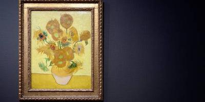 Zonnebloemen weer te zien in Van Gogh Museum