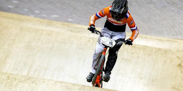 Laura Smulders wint wereldbekercross BMX