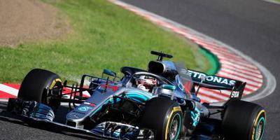 Hamilton: Ferrari is nog niet verslagen