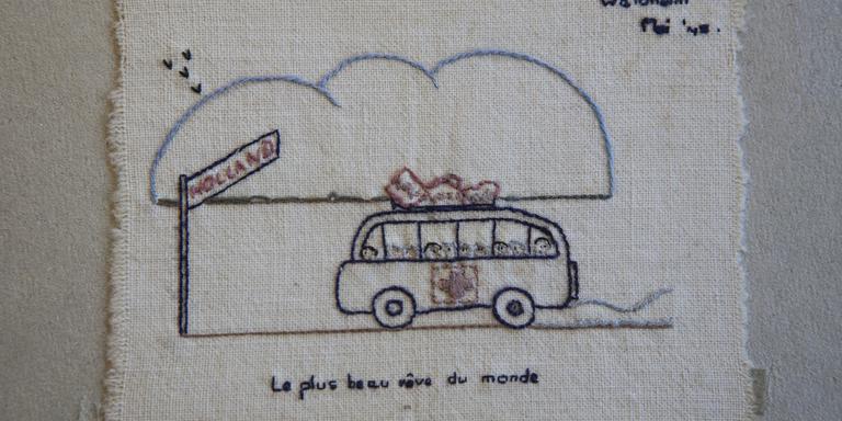 'La Petite' van Schiermonnikoog