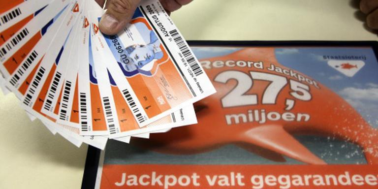 Stichting eist 300 miljoen van Staatsloterij