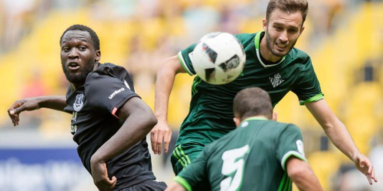 Koeman: Lukaku blijft bij Everton