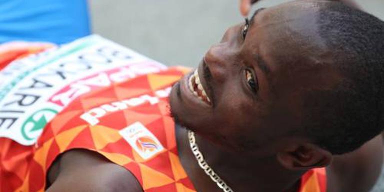 Bockarie achtste in finale 200 meter