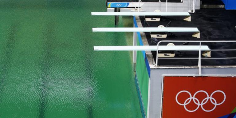 Waterstofperoxide oorzaak groen water