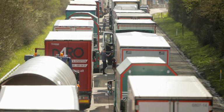 TLN wil snel einde Belgische blokkades