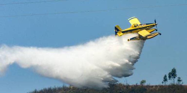Premier: brand Algarve kan nog dagen duren