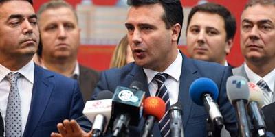 Grieken blij met stemming over naam Macedonië