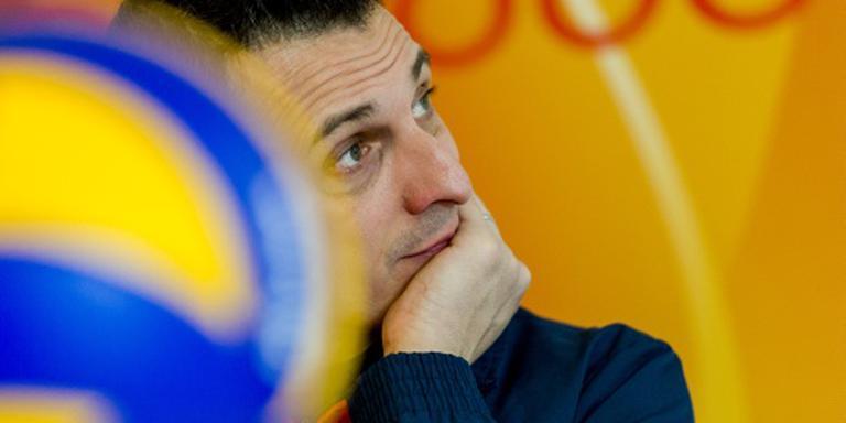 Belangrijke zege volleybalsters Oranje