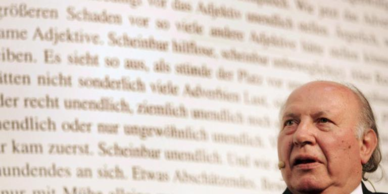 Nobelprijswinnaar Kertesz overleden