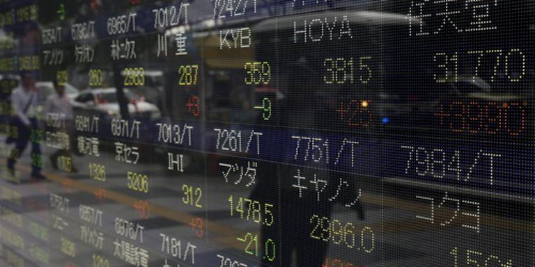 Nikkei met winst de handel uit