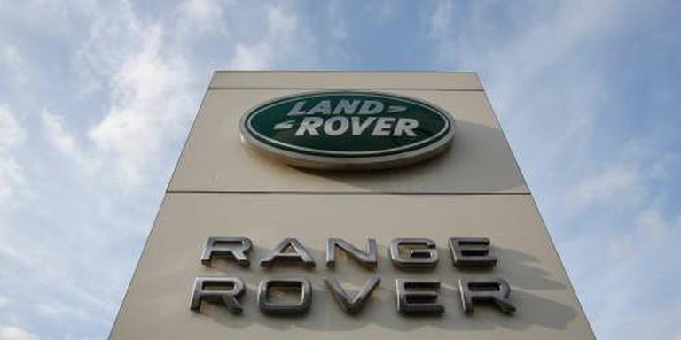 Jaguar Land Rover verkoopt minder auto's