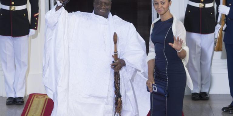 President Gambia wil af van kindhuwelijken